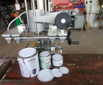 Автомати за поставяне на капаци